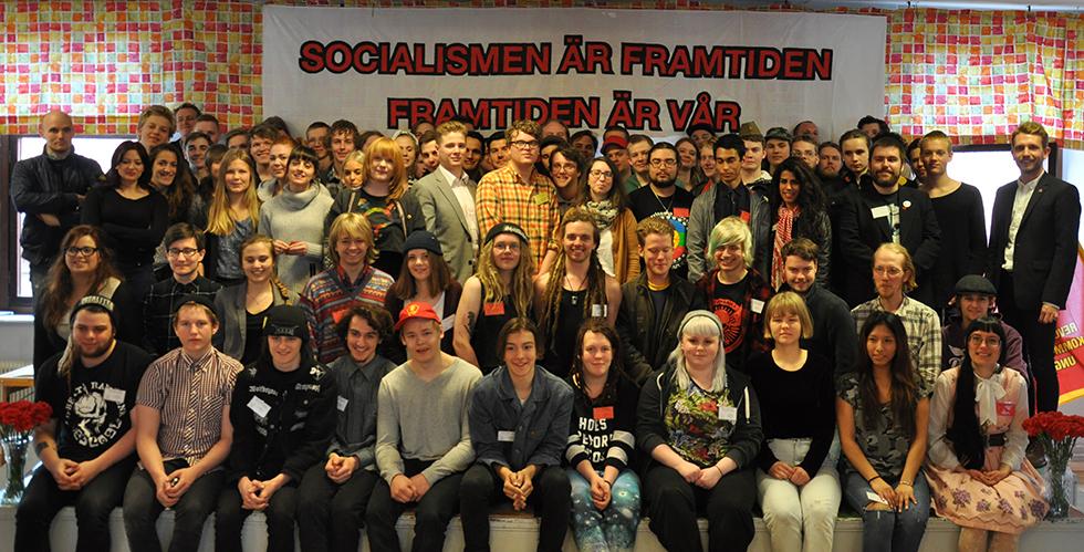Gruppbild RKU:s tolfte kongress