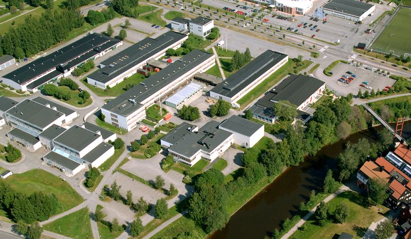 Västermalms gymnasium i Sundsvall