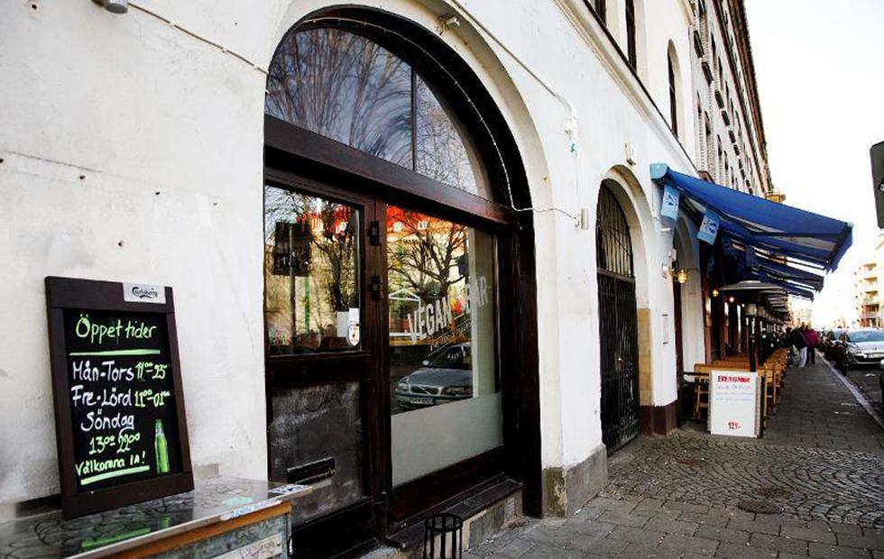 Vegan Bar i Malmö